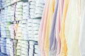 Mens wear store — Stock Photo