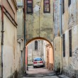 Gateway in old Lviv — Stock Photo #38729609