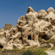 Stock Photo: Rocks near Goreme, Cappadocia, Turkey