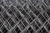 Metal netting mesh — Stock Photo