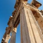 Ruins of ancient Ephesus — Stock Photo #46938277