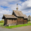Small wooden church at Kizhi — Stock Photo #46938381