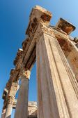 Ruins of ancient Ephesus — Foto Stock