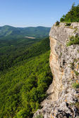 Landscape of mountain Crimea — Stock Photo