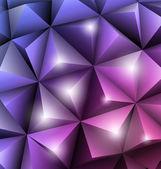 3D Geometric Pattern — Stock Vector