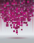 Beautiful Pink Background — Vecteur