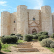 Royalty-Free Stock Photo: Castel del Monte