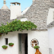 Trullo of Alberobello — Stock Photo
