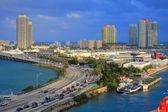 Miami day,Florida — Stock Photo