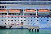 Key west pier — Stock Photo