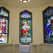 Stock Photo: Stain glass