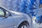 Car wash — Stock Photo