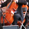 Cello players — Stock Photo #15712525