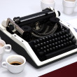 Typewriter — Stock Photo #15712721