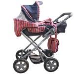 Baby stroller — Stock Photo #15713345