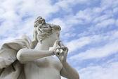 丽城公园、 维也纳的雕像 — 图库照片