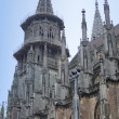Cathedral in Ulm, Germany — Stock Photo
