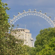 London eye detail — Stock Photo