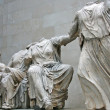 Statues from Parthenon — Stock Photo