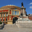 The Royal Albert Hall in London — Stock Photo