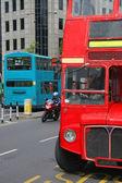 London street — Stock Photo