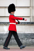 LONDON - The Queen's Guard — Foto de Stock