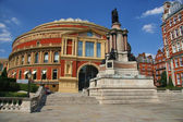 The Royal Albert Hall in London — Stok fotoğraf