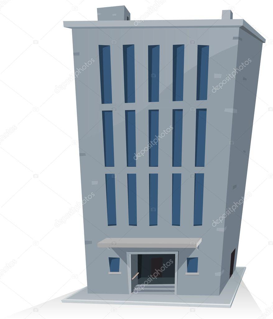 Image Gallery edificio animado