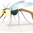 ������, ������: Mosquito Character