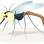 Постер, плакат: Mosquito Character