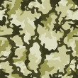 Stock Vector: Seamless Military Camouflage