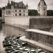Chateau de Chenonceau, Loire Valley, France — Foto de Stock