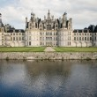 Stock Photo: Chateau de Chambord, Loire