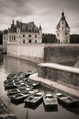 Chateau de Chenonceau, Loire Valley, France — Stock Photo