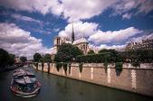 Ve a la torre eiffel, parís, francia — Foto de Stock