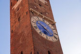 Clock tower — Stockfoto