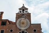 Astronomy clock — Stock Photo