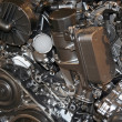 Car engine — Stock Photo
