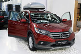 Honda CRV — Stock Photo