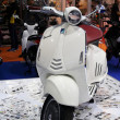 Stock Photo: Vespa
