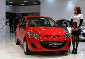 Mazda — Stock Photo