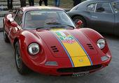 Dino GT — Stock Photo