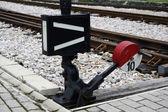 鉄道道路 — ストック写真