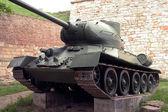 Tank — Stockfoto
