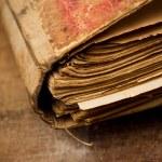 Vintage book — Stock Photo #14314491