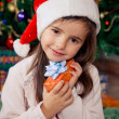 Christmas morning - Stockfoto