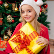 Christmas morning — Stockfoto
