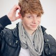 Young man - Stockfoto
