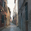 Street in Rovinj — Stock Photo