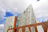 Titanic Museum, Belfast — Stock Photo